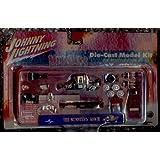 """Johnny Lightning """"The Munsters Koach"""" Die-Cast Model Kit"""