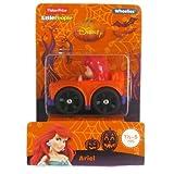 Fisher Price Little People Disney Wheelies Ariel - Halloween