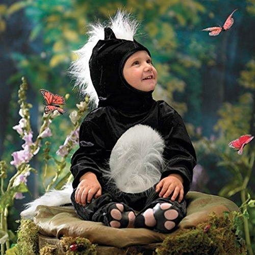 Skunk Costume - Infant/toddler Costume - Toddler (2-4T)