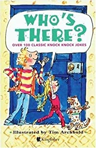 "Cover of ""Who's There?"""