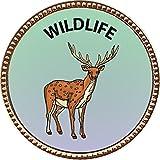 Keepsake Awards Wildlife Gold Award Pin
