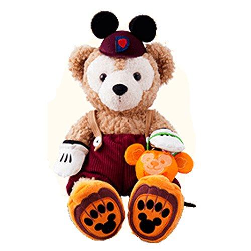 ダッフィー の ハロウィーン 2015 ダッフィー コスチューム ( 東京 ディズニーシー限定 グッズ お土産 ) ハロウィン