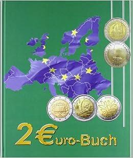 2 Euro Sammelbuch mit 2 Euro Sammelalbum: Amazon.de
