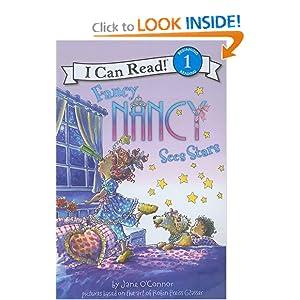 Fancy Nancy Sees Stars (I Can Read Book 1)