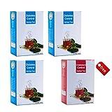 Buy Diabetes Control Tea 300 Gms (3 Packs, 100 Gms Per Pack) And Get Cholestrol Control Tea 100 Gms Pack FREE