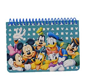 Amazon.com: Disney Mickey Mouse and Friends Spiral