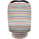 Baby Car Seat Canopy Shopping Cart And Nursing Cover Stretchy Material Multi-use By Canopway Style
