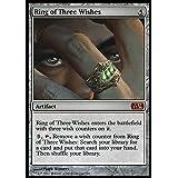 Magic: The Gathering - Ring Of Three Wishes (216/249) - Magic 2014Magic: The Gathering - Ring Of Thr