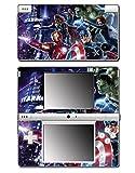 The Avengers Captain America Iron Man Thor Video Game Vinyl Decal Skin Sticker Cover for Nintendo DSi System