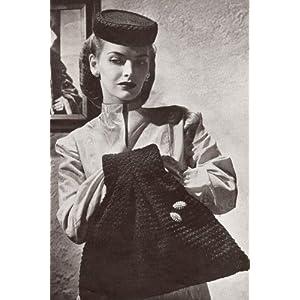 Vintage Crochet Hat Patterns Easy Crochet Patterns