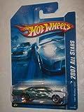 #2007-137 1967 Pontiac GTO Teal Collectible Collector Car Mattel Hot Wheels