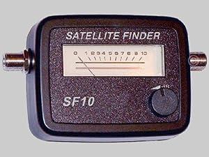 Satfinder, SAT-Finder, Satellitenfinder für digitale