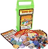 ROCK ON! Geology Game with Rock & Mineral Collection (original version)