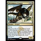 Magic The Gathering - Necromaster Dragon 226 264 - Dragons Of Tarkir