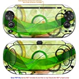 Decalrus Matte Protective Decal Skin Sticker For Sony Play Station Psp Vita Handheld Game Console Case Cover Mat...