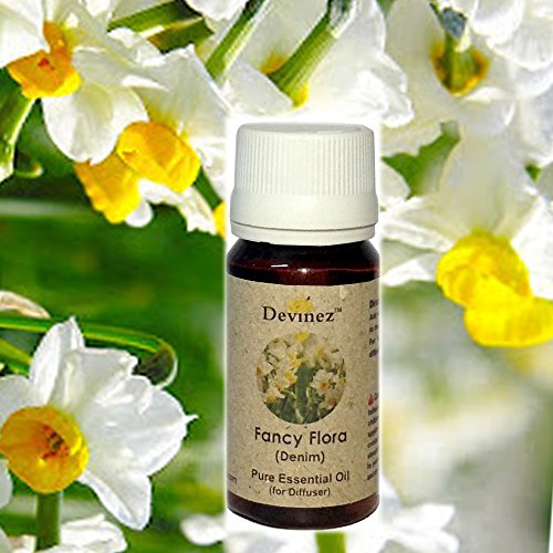 Devinez Fancy Flora (Denim), Musk Essential Oil Essential Oil For Electric Diffusers/ Tealight Diffusers/ Reed...