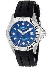 Stuhrling Original Analog Blue Dial Men's Watch - 718.03