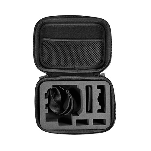 FOTOWELT GoPro Accessories HD Shockproof WaterProof Portable Case 7 Inches For GoPro Hero HD 4 3 2 1 -Small Size