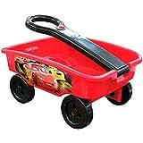 Cars Disney Junior Wagon Ride On
