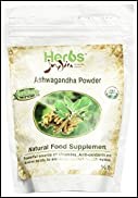 Herbs India - Ashwagandha Powder 8 Oz 1/2lb.