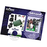 Adormi Interactive Colour Detection Based Gaming System