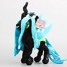 Xaalo Deluxe Horse Nightmare Luna Moon Plush Soft Toy Stuffed Dolls Girls Birthday Gift 38 CM (Queen Chrysalis)