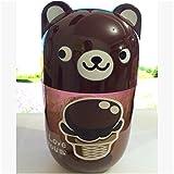 1pcs cartoon diy piggy bank bill Saving Money Box Golden Pig Decoration coin bank gift for Children random color