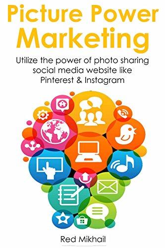 PICTURE POWER MARKETING (Social Media Bundle): Utilize the power of photo sharing social media website like Pinterest & Instagram