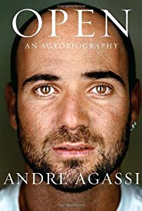 "Cover of ""Open: An Autobiography"""