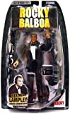 Jakks Pacific Best of Rocky Series 2 Action Figure Jim Lampley (Boxing Commentator from Rocky Balboa) by Jakks Pacific