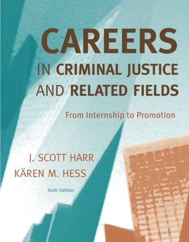 criminal justice internships summer 2020
