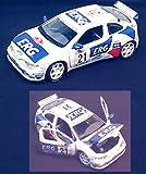 1/18 ANSON Renault Megane Italian Race Car