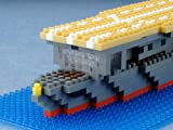 Nanoblock Technology NB-005 - Aircraft Carrier Akagi