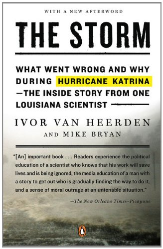 Cover:  The Storm: What Went Wrong and Why During Hurricane Katrina