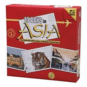 Click to buy 10 Days in Asia from Amazon!
