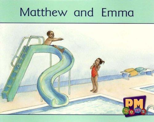 Pm Gems Magenta Levels 23 Matthew & Emma -  X Various