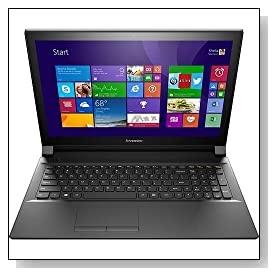 Lenovo B50 15.6 inch Touch Screen Laptop PC Review