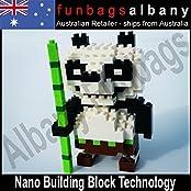 Po Kung Fu Panda Loz Nano Micro Block Mini Building Blocks /Item# G4 W8 B 48 Q38308