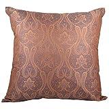 Svisti Raw Silk Single Piece Cushion Cover-Multi, 40.64 Cm X 40.64 Cm - B00N3NZBW8