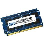 OWC 8.0GB Memory Upgrade Kit - 2x 4.0GB 1333MHz DDR3 SO-DIMM PC10600 204 Pin