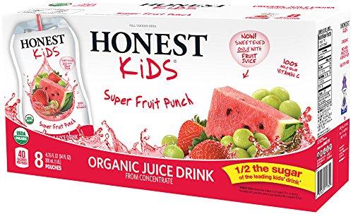 Top 3 recommendation honest kids juice cherry go round 2020