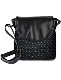 Snoogg Steel Texture Womens Sling Bag Small Size Tote Bag