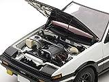 Toyota Sprinter Trueno AE86 Initial D Porject D 1/18