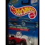 #2000 111 Wheel Loader Virtual Collection Collectible Collector Car Mattel Hot Wheels