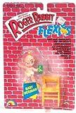 Who Framed Roger Rabbit Flexies: BABY HERMAN Bendie Action Figure (1988 LJN)