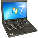 Newly Refurbished Lenovo Thinkpad R61 Internet Ready Laptop computer. Wireless enabled - Intel Core 2 1.8Ghz processor - 2Gb memory - 80Gb hard disk - DVD - 15.4