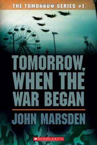 Tomorrow When The War Began Pdf