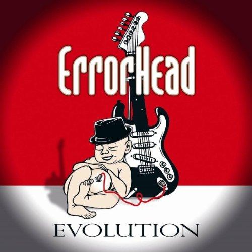 """Errorhead """"Evolution"""" als CD oder mp3 erhältlich"""