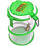 Nature Bound Pop Up Critter Catcher Habitat Kit With Carabiner Clip & Zipper Lid, Green, One Size