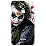 Clapcart Joker Design Printed Mobile Back Cover Case For Coolpad Note 3 / Coolpad Note 3 Plus - Multicolor